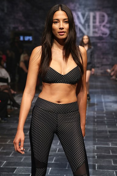 Jessica Gomes talks diet and fitness