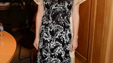 Just quietly, Keira Knightley is nailing maternity style