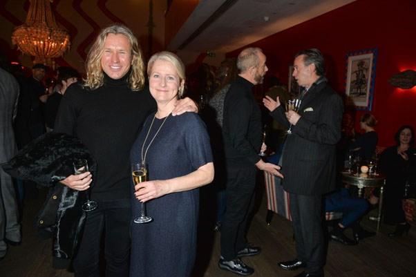 Karl Plewka and Maggie Alderson