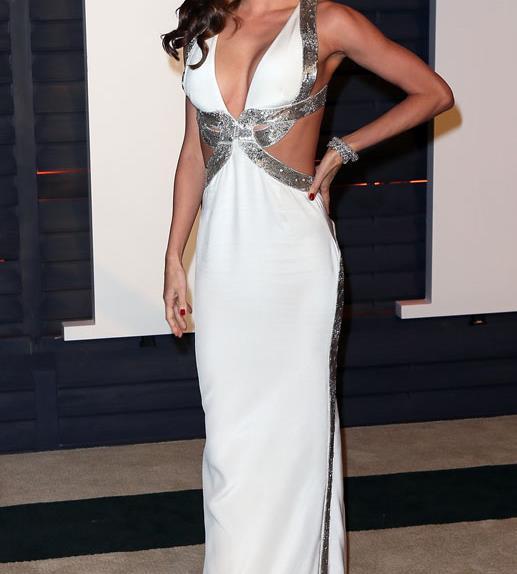 Miranda Kerr and Vanity Fair Oscars Party