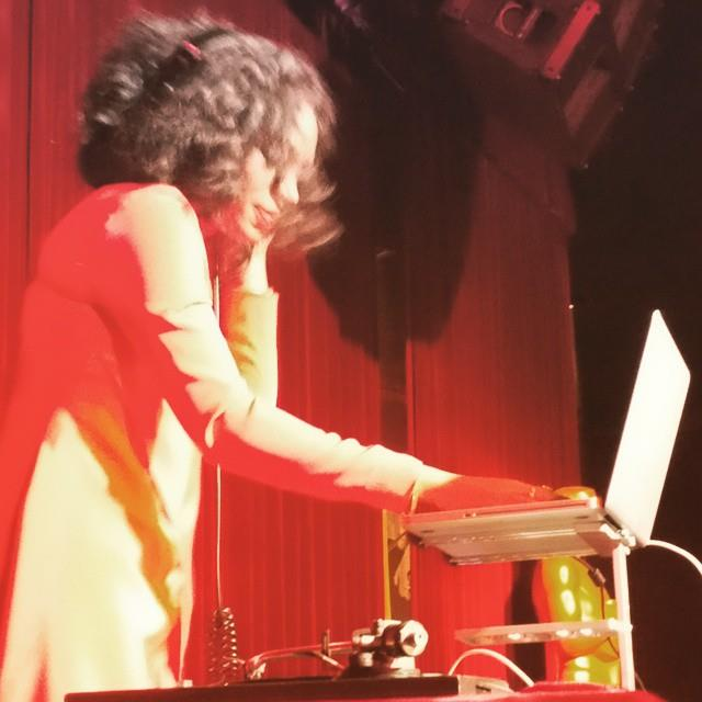 4. When Solange DJed the Governors Ball, looking flawless as usual. <br><br><em>Photo: Instagram/@theacademy</em>
