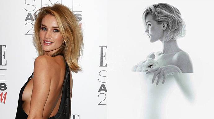 <strong>Rosie Huntington-Whiteley</strong> <br>Barely a month after debuting her perfectly blow-dried lob, the British supermodel has taken the plunge with an even shorter cut. Huntington-Whiteley shared an image of her new chin-legth bob on Instagram - and with features that perfect, we know a face-framing cut will do nothing but good things for the 27-year-old.