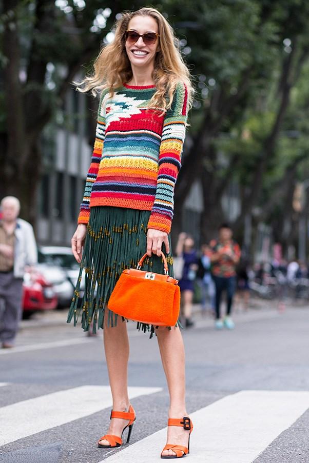 Polo Ralph Lauren knit.