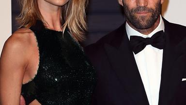 Rosie Huntington-Whiteley and Jason Statham buy the house of our dreams
