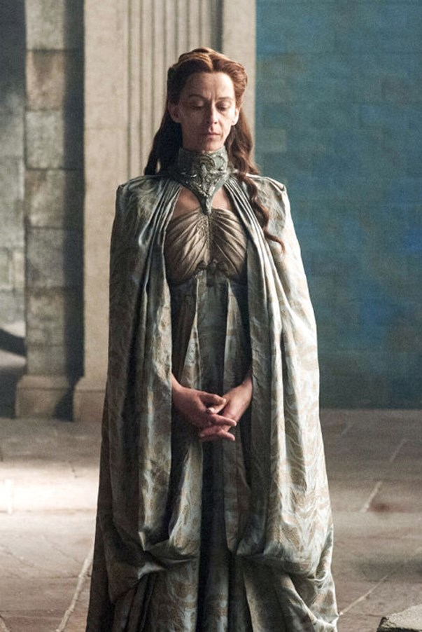 <strong>SEASON 4</strong> <br><br>Lysa Arryn <br><br>Photo credit: HBO