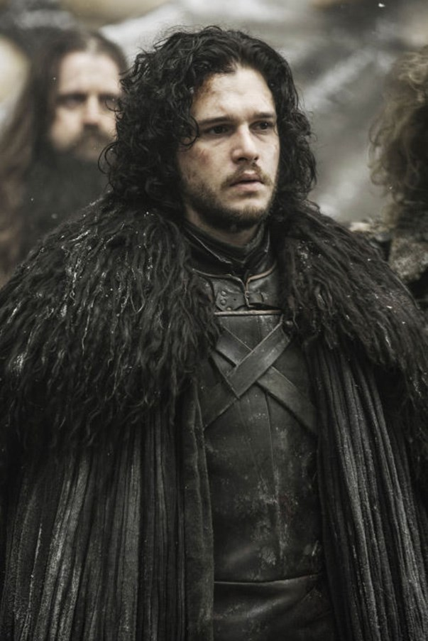 <strong>SEASON 4</strong> <br><br>Jon Snow <br><br>Photo credit: HBO