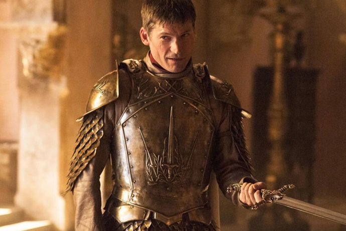 <strong>SEASON 4</strong> <br><br>Jaime Lannister <br><br>Photo credit: HBO