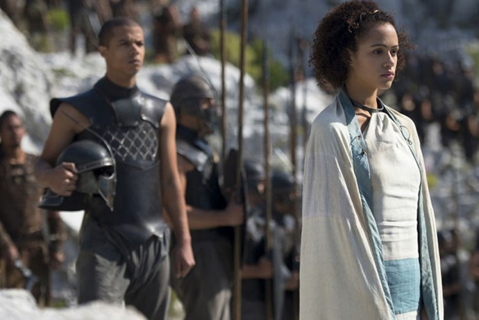 <strong>SEASON 4</strong> <br><br>Missandei <br><br>Photo credit: HBO
