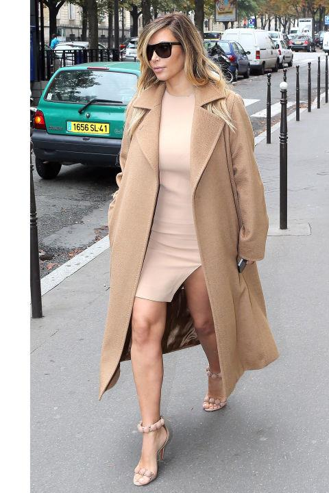 <strong> Go Chromatic </strong> <br>Outfits that stick to one color palette are the most flattering for any body shape. Whether you opt for pants, a skirt, a blazer or coat, choose a neutral palette such as nude, grey or navy.