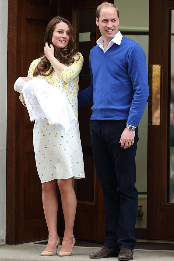 See All The First Pictures of The Royal Baby