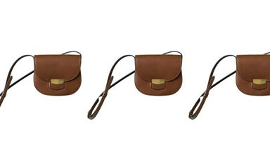 We're Obsessed: Celine's Natural Calfskin Bag