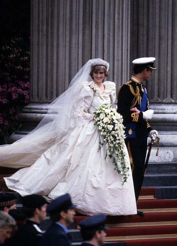 July, 1981: <br><br> Prince Charles Prince of Wales and Diana Princess of Wales