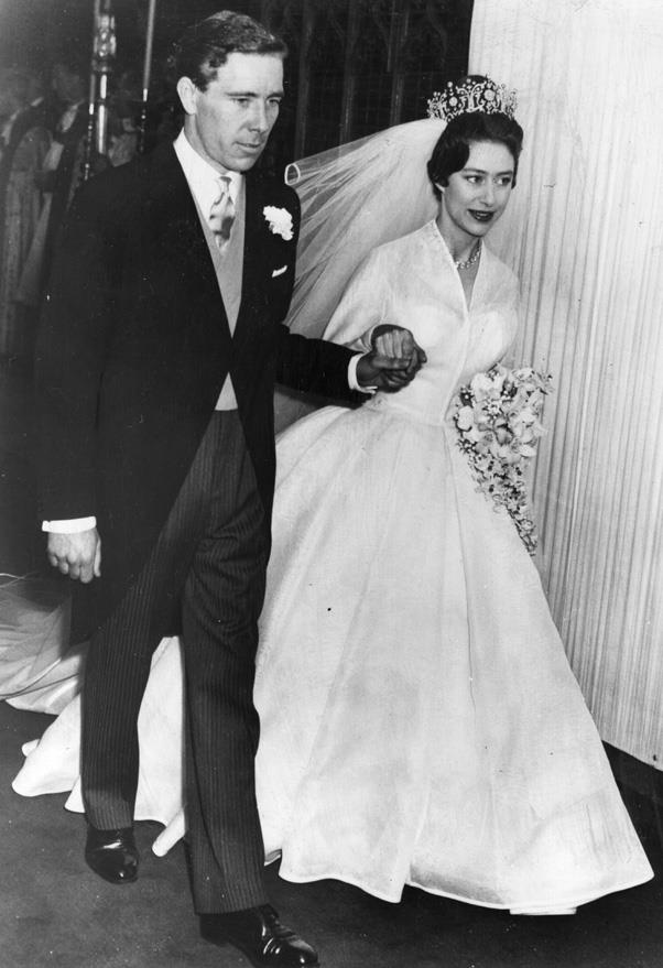 May, 1960: <br><br> Princess Margaret and Antony Armstrong-Jones