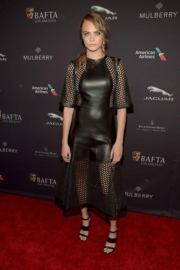 January 2015. BAFTA Los Angeles Tea Party, L.A.