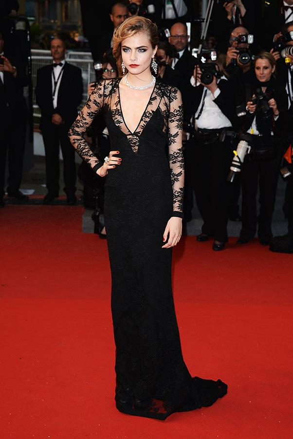 May 2013. <em>The Great Gatsby</em> premiere, Cannes.