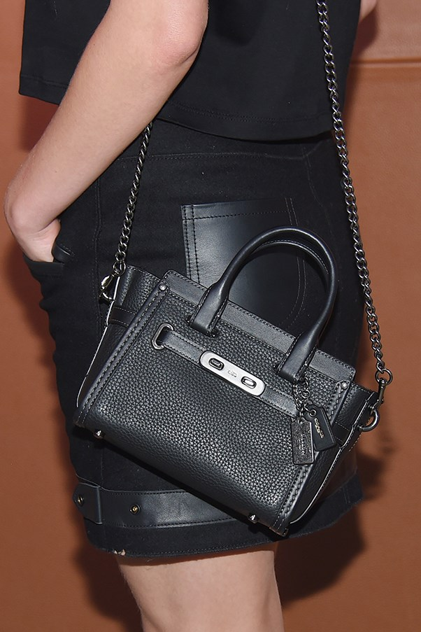 Dylan Penn's mini bag
