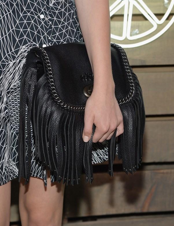 Chloe Moretz's mini bag