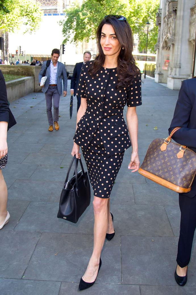 <strong>What:</strong> Dior bag and Heidi London sunglasses <strong>When:</strong> June 22, 2015 <strong>Where:</strong> London
