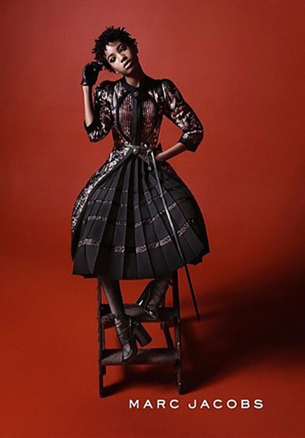 <strong>What: Marc Jacobs <br>Who: </strong>Willow Smith (pictured) Debi Mazar and Cher all front this season's Marc Jacobs' campaign, captured by David Sims.