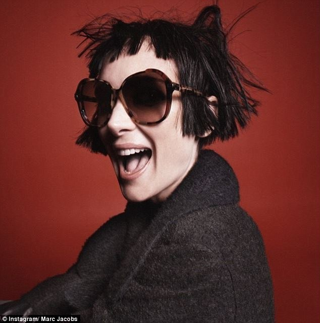 Winona Ryder is the latest celebrity to star in the Marc Jacobs Autumn/Winter 2015 campaigns, joining Cher, Willow Smith, and Red Hot Chili Peppers singer Anthony Kiedis. The actress is a longtime friend of Jacobs and previously appeared in an ad campaign for the brand back in 2003.