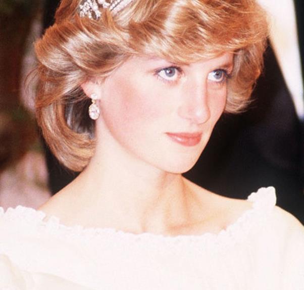 princess diana beauty