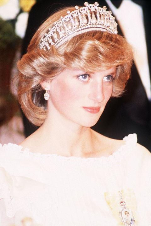 <strong>Princess Diana </strong> <br>The beloved Princess of Wales, referred to as the People's Princess, was as much a fashion icon as she was a humanitarian.