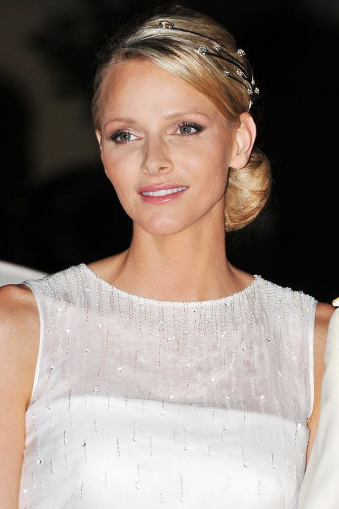 <strong>Princess of Monaco </strong> <br>The former Olympic swimmer has the bronzed-and-blonde A-list bombshell thing down pat, thanks to mother-in-law Grace Kelly.