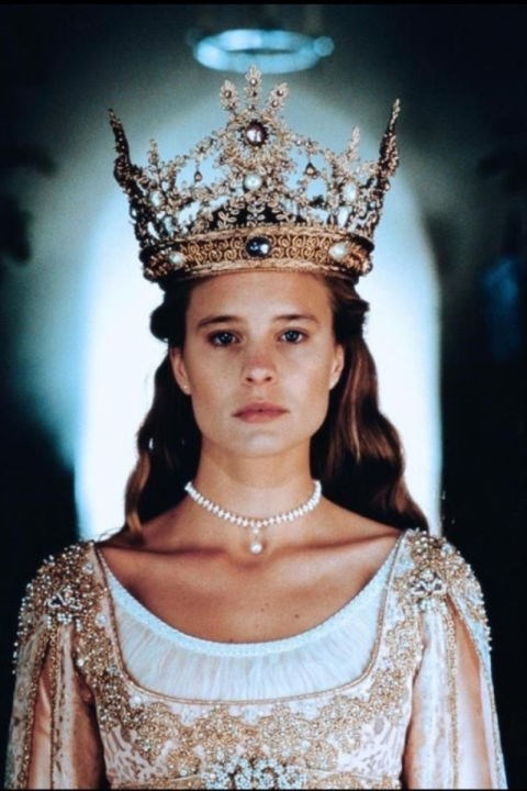 <strong>The Princess Bride</strong> <br>Robin Wright got her big break as Princess Buttercup in the cult classic film about a beautiful country girl who never wanted a life of royalty.