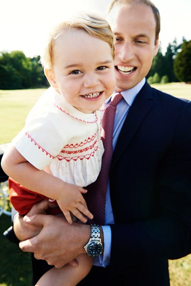 Celebrating Prince George's Birthday With His Cutest Moments Ever
