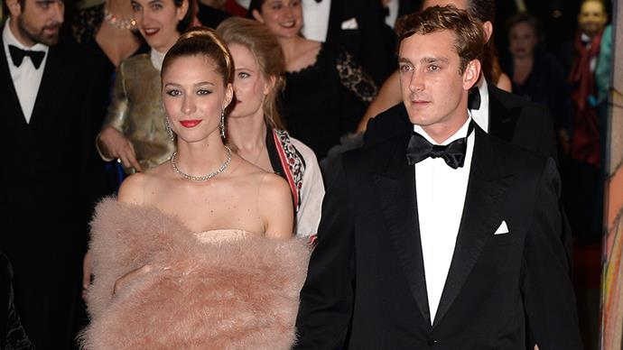 Click through to see Beatrice Borromeo's chic style.