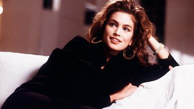Cindy Crawford Is Working On A Show About The '80s Modelling World