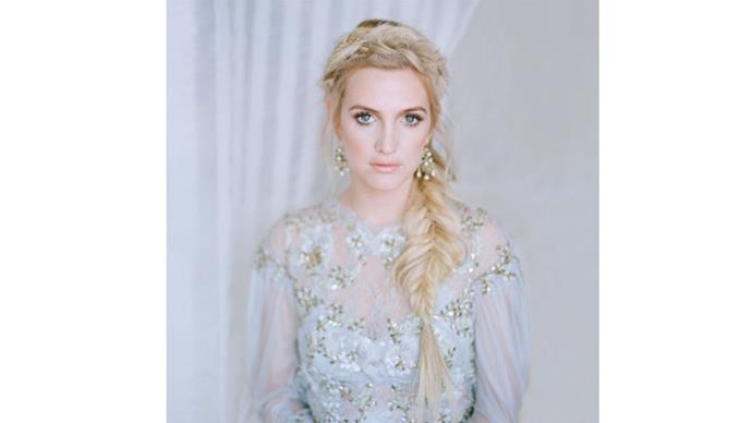 <strong>Ashlee Simpson</strong><br><br> The younger Simpson sister looked liked a jewelled goddess for Jessica's Simpson's wedding.