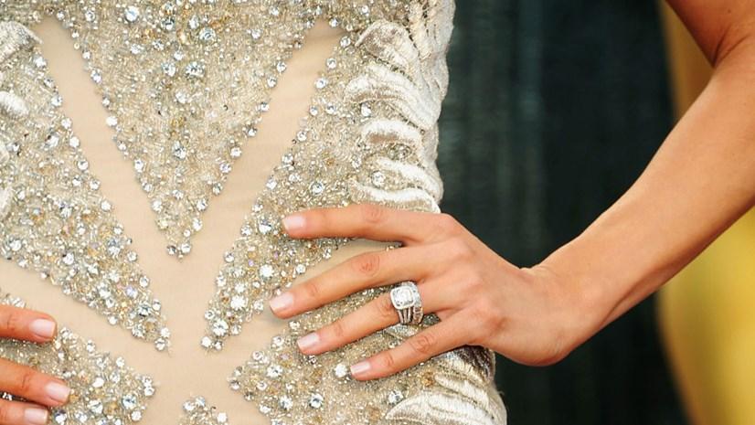 Best Celebrity Engagement Rings - Image 8 : Harper's BAZAAR Giuliana Rancic Engagement Ring