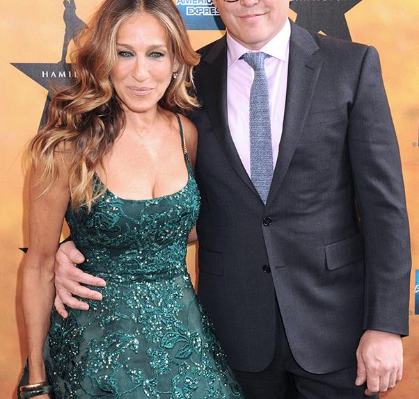Sarah Jessica Parker to star on stage with husband Matthew Broderick