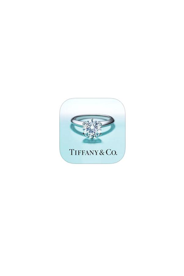 "<strong><a href=""https://itunes.apple.com/au/app/tiffany-co.-engagement-ring/id375427126?mt=8"">Tiffany & Co. Engagement Ring Finder</a></strong><br><br> An online catalogue of Tiffany's current collection of wedding and engagement rings, which can be fitted to your finger measurements and prepared for you to try on in-store."
