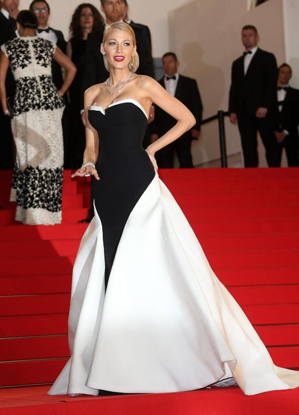 In Gucci, <em>The Captive</em> premiere at Cannes