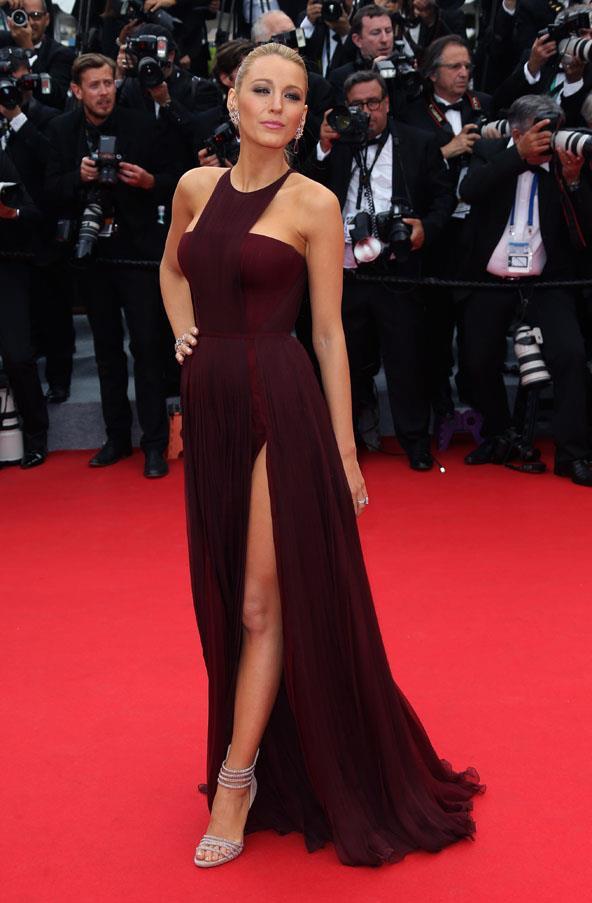 In Gucci, <em>Grace of Monaco</em> premiere at Cannes.
