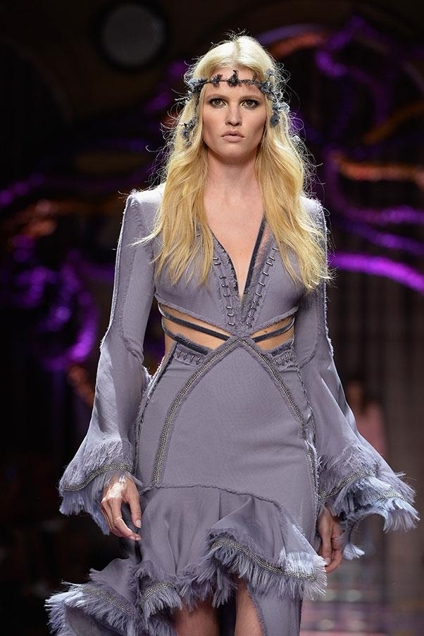 Versace Haute Couture A/W 2015