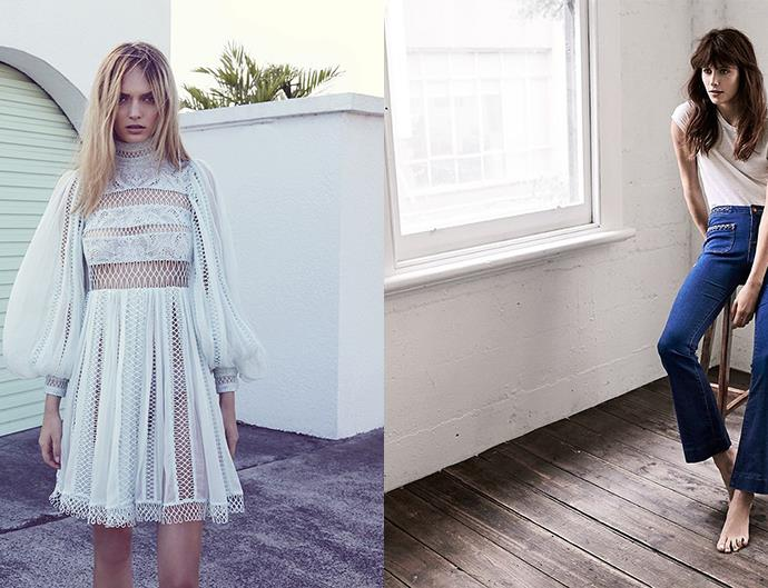 most popular Australian fashion brands on Instagram