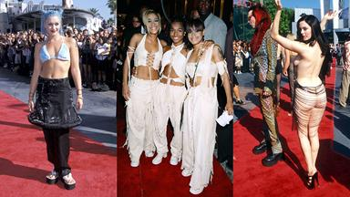 The Most Memorable VMA Fashion Moments