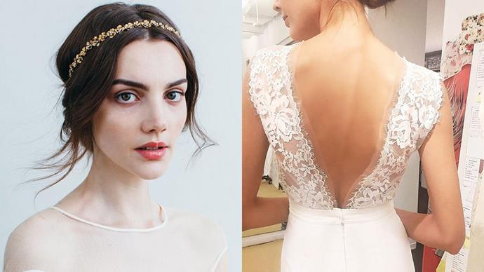 See the most inspiring bridal Instagram accounts here...