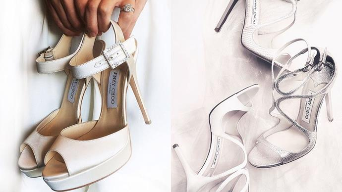 "<strong>The Shoes: </strong><a href=""https://instagram.com/jimmychoo/""><em>@jimmychoo</em></a><br><br> Cult shoes are cult shoes for a reason, no?"