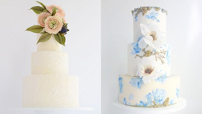"""<strong>The Cake:</strong> <a href=""""https://instagram.com/maggieaustincake/"""">@maggieaustincake</a><br><br> Maggie Austin considers her cakes """"haute couture"""", and we're kind of inclined to agree."""