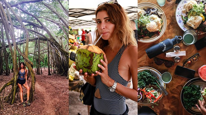 Jodhi Meares' Hawaii Travel Diary