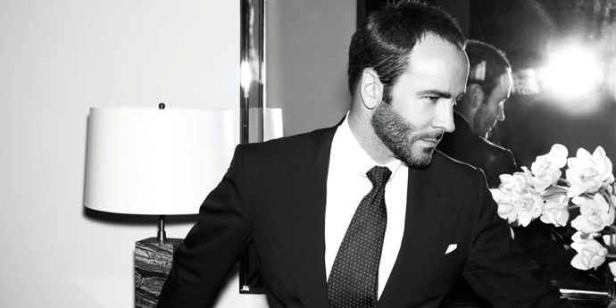The hallmark of style for men and women alike, Tom Ford (and his meteoric success) are a great starting point for gaining #lifehacks. We recommend taking notes.
