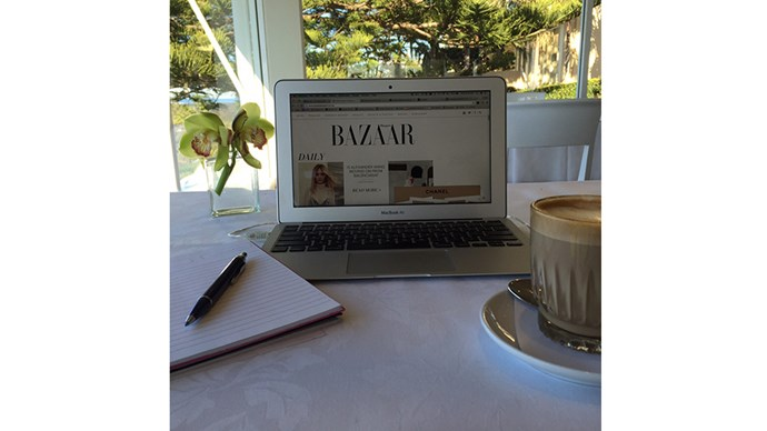 "<strong>Must-Avoid: <br><br></strong> Checking your work emails. Despite the fact that Jonah's is only a one hour drive from Sydney's CBD, once you're on deck it feels like you're a million miles from the hustle and bustle (and <a href=""http://www.harpersbazaar.com.au/news/culture-club/2015/8/party-of-one/"">FOMO</a>) of civilization. Don't detract from the natural serenity by bringing technology into the equation."