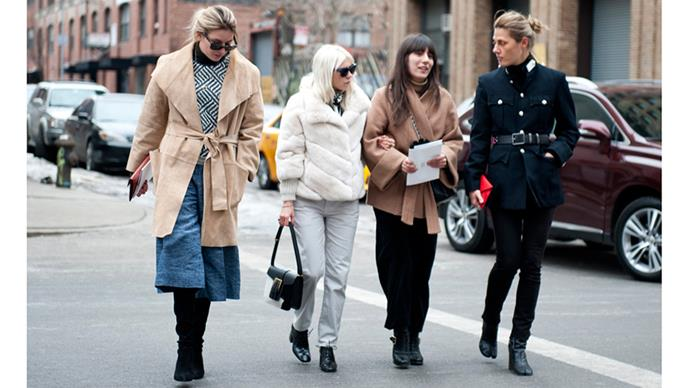 The BAZAAR team picks the outfits they'd wear to an interview.