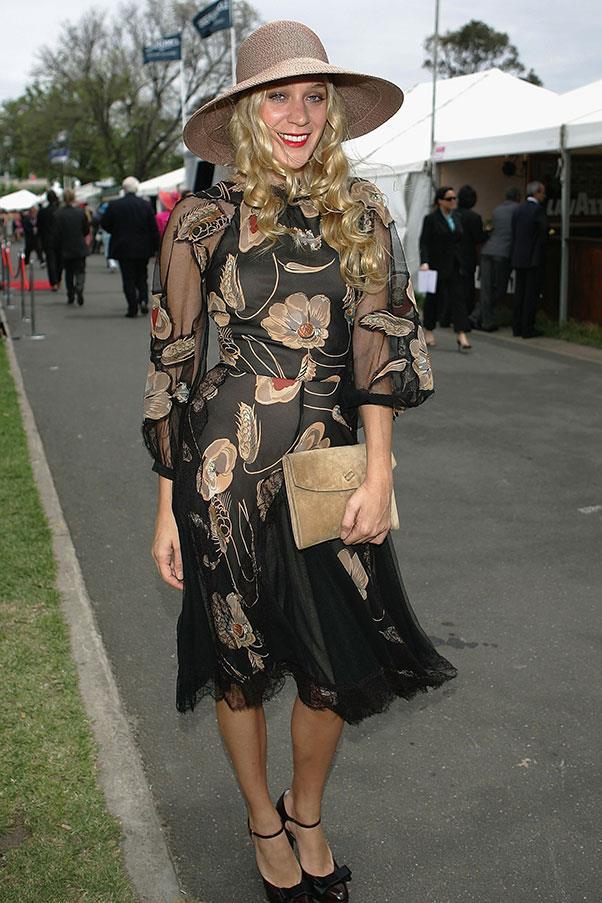 Chloë Sevigny at Derby Day in 2005.