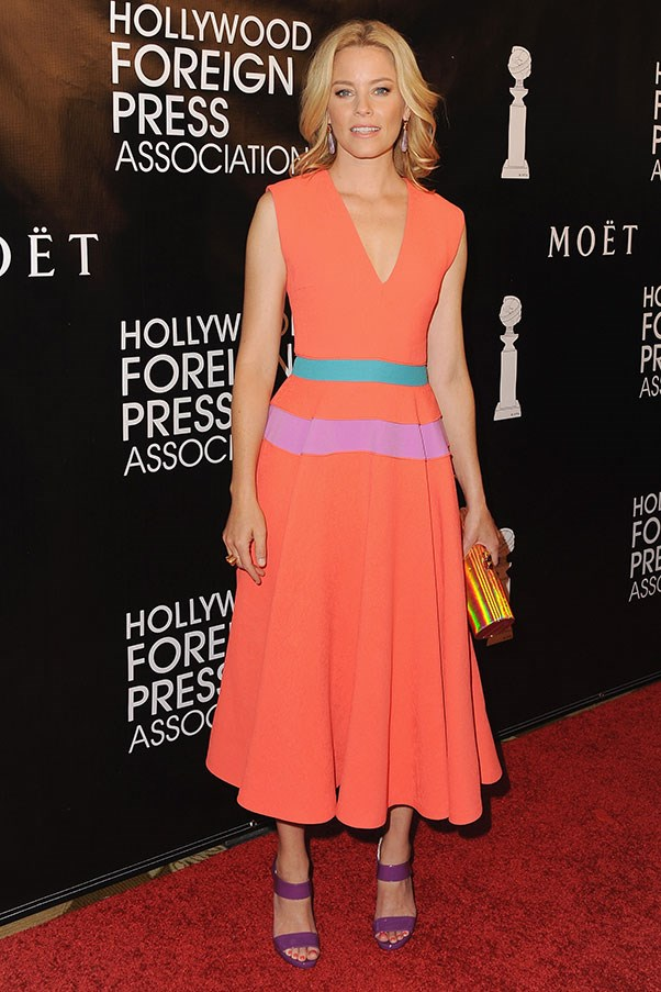 <strong>ROKSANDA</strong><BR><BR> Elizabeth Banks at the Hollywood Foreign Press Association annual grants banquet
