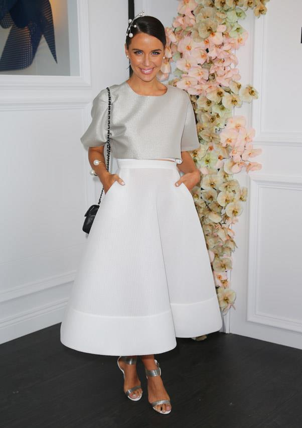 <strong>DERBY DAY:</strong> <BR><BR> Pictured: Jodi Anasta